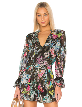 Moonlight Printed Blouse by Rococo Sand