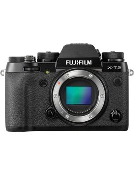 X T2 Mirrorless Camera (Body Only)   Black by Fujifilm