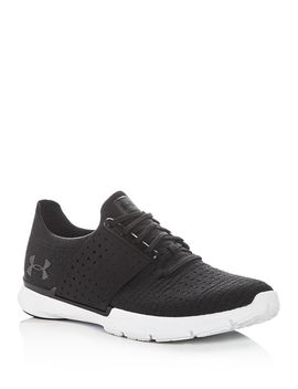 Men's Speedform Slingwrap Knit Lace Up Sneakers by Under Armour