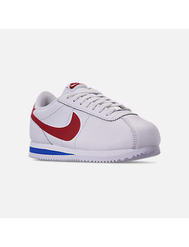 Men's Nike Cortez Basic Leather Og Casual Shoes by Nike