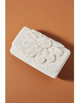Farin Beaded Clutch by Anthropologie