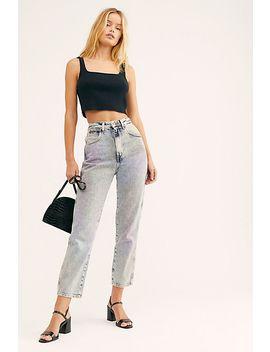 Wrangler Mom Jeans by Wrangler