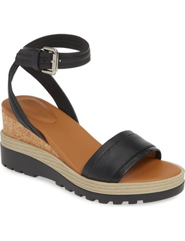 'robin' Wedge Sandal by See By ChloÉ