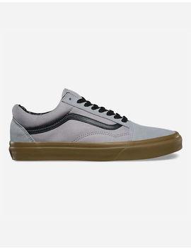 Vans Old Skool Alloy & Gum Shoes by Vans