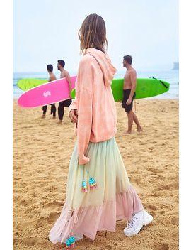Rainbow Long Skirt by Rococo Sand