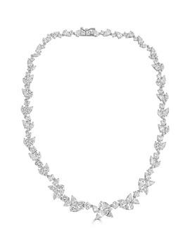 Duchess Wreath Necklace by Thomas Laine