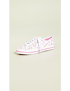 X Kate Spade New York Kickstart Confetti Sneakers by Keds