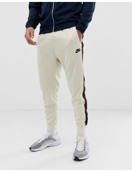 Nike   Tribute   Pantalon De Jogging   Beige by Nike