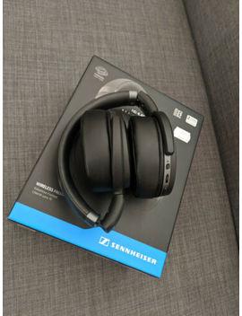 Sennheiser Hd 4.40 Bt Wireless Black Headphones Bluetooth   Great Cond. Preowned by Sennheiser