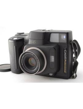 【Mint C/N 037】 Fuji Fujifilm Ga645 Pro Medium Format Camera From Japan by Fujifilm