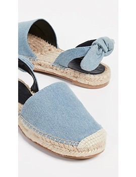 Jamille Flat Espadrilles by Cupcakes And Cashmere