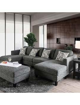 Breckenridge Grey 4 by Furniture Of America