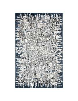 "Etching Rug (9'10"" X 12'6"") by Liora Manne"