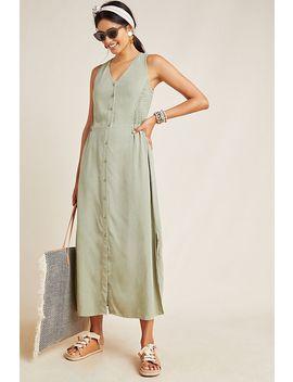 Cloth & Stone Matcha Maxi Dress by Cloth & Stone