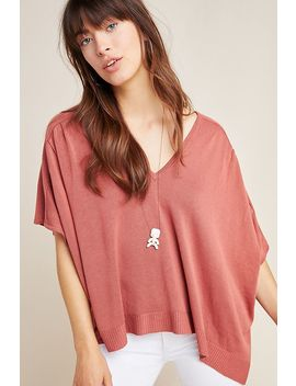 Clara Knit Top by Anthropologie
