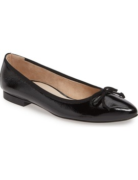 Andre Pointy Toe Ballet Flat by Paul Green