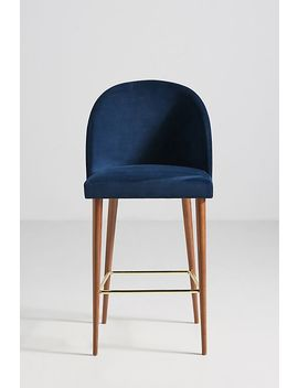 velvet-moritz-counter-stool by anthropologie