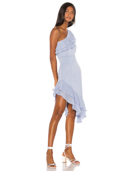 Robe Mi Longue Luca by Song Of Style