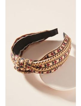 Wesley Knotted Headband by Anthropologie
