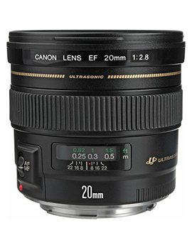 Canon Ef 20mm F/2.8 Usm Wide Angle Fixed Lens by Canon