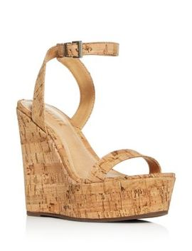 Women's Eduarda Platform Wedge Sandals by Schutz