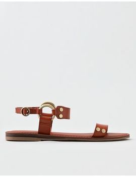 Aeo Flat Stud Sandal by American Eagle Outfitters