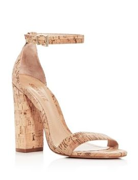 Women's Enida High Block Heel Sandals by Schutz