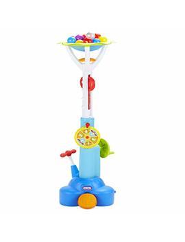 Little Tikes Fun Zone Pop 'n Splash Surprise Game For Kids + Balls, Multicolor by Little Tikes