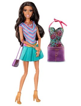 Barbie Life In The Dreamhouse Nikki Doll by Barbie