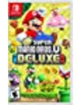 New Super Mario Bros. U Deluxe   Nintendo Switch by By    Nintendo