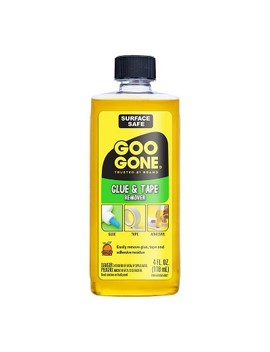 glue-and-tape-remover-4oz---goo-gone by goo-gone