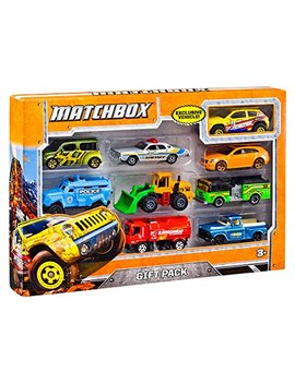 Matchbox 9 Car Gift Pack (Styles May Vary) by Matchbox
