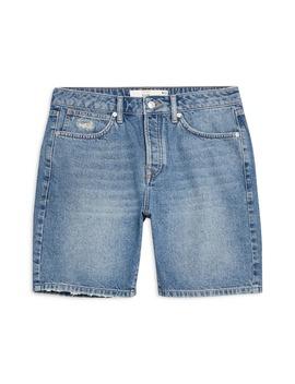 Rigid Denim Shorts by Topman