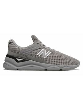 New Balance Men's X 90 Shoes Grey With Black by New Balance