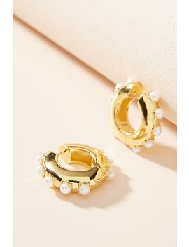 baublebar-claire-hugger-hoop-earrings by baublebar