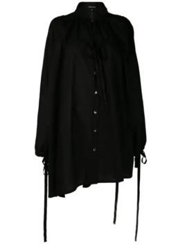 asymmetric-long-tunic by ann-demeulemeester