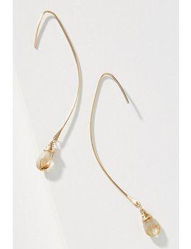 nashelle-wave-drop-earrings by nashelle
