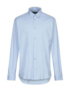 Balenciaga Einfarbiges Hemd   Hemden by Balenciaga
