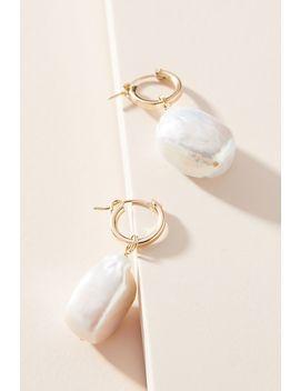nst-studio-pearlescent-drop-earrings by anthropologie