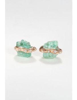 Sirciam Healing Stone Earrings by Sirciam