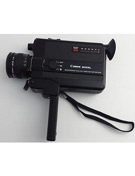 Canon 310 Xl Super 8 Movie Camera 1.0/8.5 25.5mm by Canon