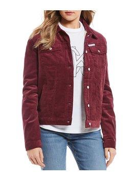 jeans-corduroy-trucker-jacket by calvin-klein
