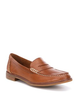 Women's Seaport Penny Loafers by Sperry
