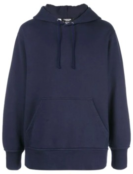 Oversized Brand Hoodie by Calvin Klein 205 W39nyc