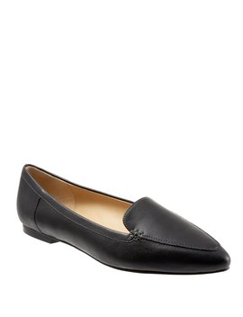 Ember Soft Leather Loafers by Trotters