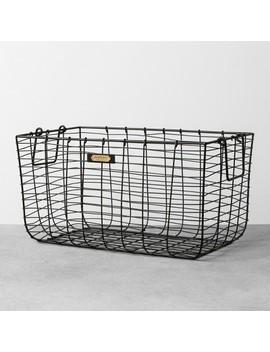 Wire Storage Basket   Hearth &Amp; Hand With Magnolia by Hearth & Hand With Magnolia