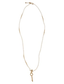 Cleo Key Necklace by Ellie Vail
