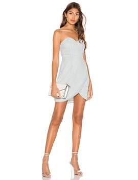Alice Sweetheart Mini Dress by Superdown
