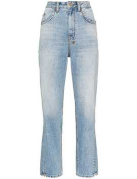 Chlo Wasted High Rise Jeans by Ksubi