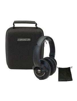 Krk Kns 8400 Professional Dynamic Headphones + Magma Bags Headphone Case by Krk Systems